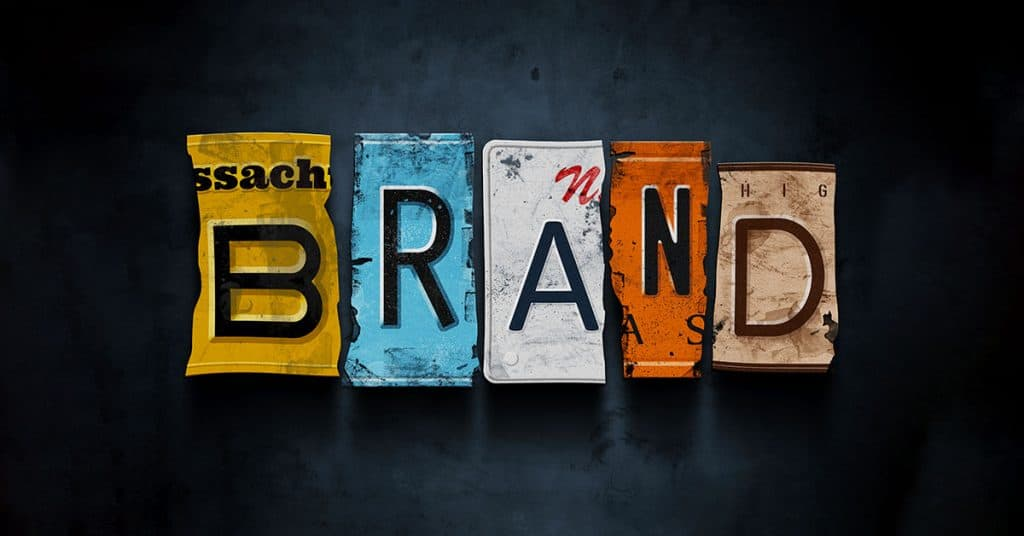 Building a great household brand is a process